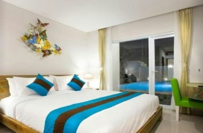 HOTEL BUSINESS for sale in Seminyak