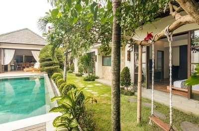 Villa for sale in Batu Bolong, Canggu