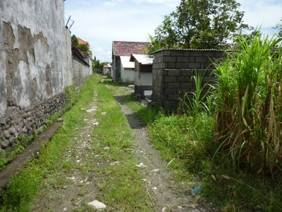 photo: 17-are land for lease in Petitenget, Bali