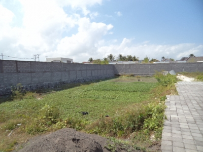 photo: 7-are land for lease in Seminyak, Bali