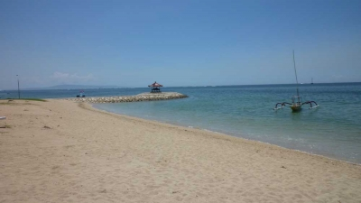 photo: 300-are freehold land for sale in Sanur, Bali