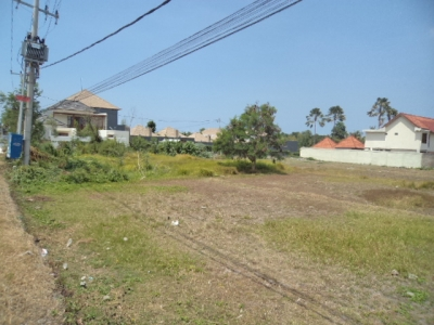 photo: 27-are freehold land for sale in Umalas, Bali