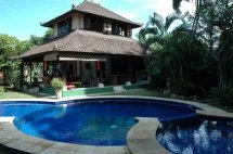 photo: Holiday Villa bleue for rent in Seminyak, Bali