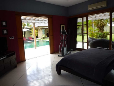photo: Villa manu for rent (lease) in Kerobokan, Bali