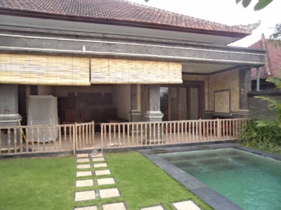 photo: Villa two rooms for rent (lease) in Kerobokan, Bali