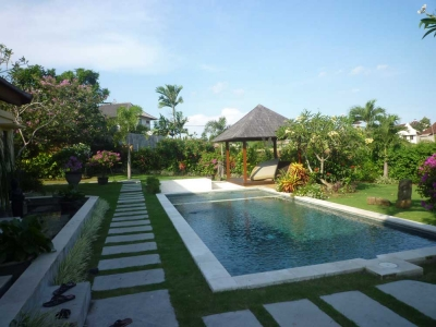 photo: Villa oro for rent (lease) in Kerobokan, Bali