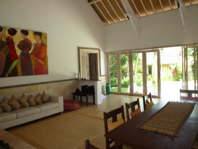 photo: Villa sunyi. rented until end of june for rent (lease) in Seminyak, Bali