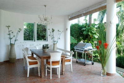 photo: Villa quadrifoglio for rent (lease) in Umalas, Bali
