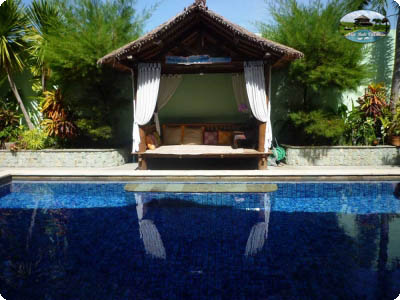 photo: tres belle villa de charme a vendre sur canggu, a 10 mn seulement de seminyak for sale in Canggu, Bali