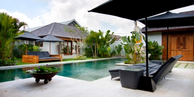 photo: Villa with a joglo for sale in Seminyak, Bali