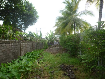 photo: 40-are land for lease in Seminyak, Bali