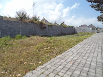 photo: 4-are land for lease in Seminyak, Bali