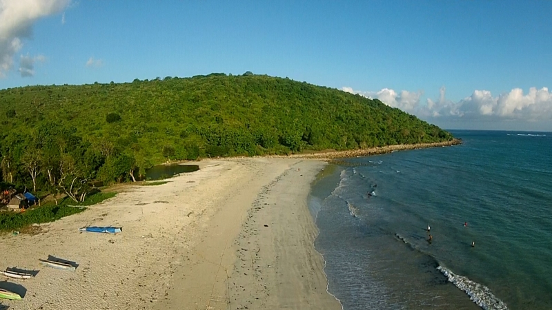 photo: 600-are freehold land for sale in Bima, Sumbawa