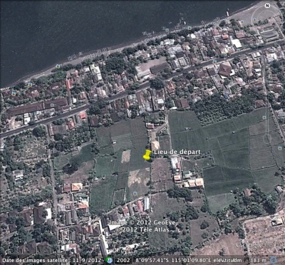 photo: 10-are freehold land for sale in Lovina, Bali