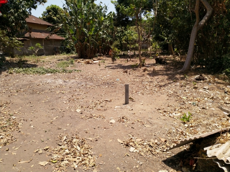 photo: 8-are freehold land for sale in Seminyak, Bali