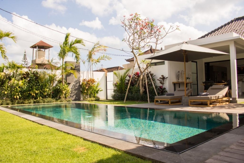 photo: Modern Villa for sale (lease) in Canggu, Bali