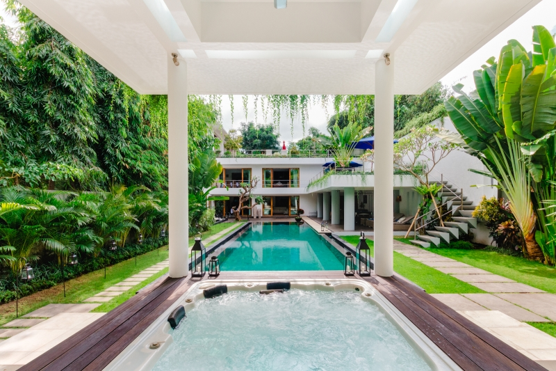 photo: Villa Luxury for sale (lease) in Canggu, Bali