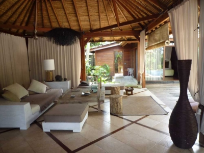 photo: Villa kunching for sale (lease) in Kerobokan, Bali