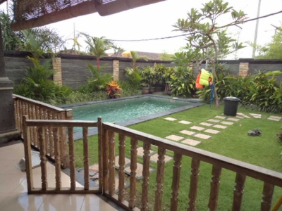 photo: Villa two rooms for sale (lease) in Kerobokan, Bali