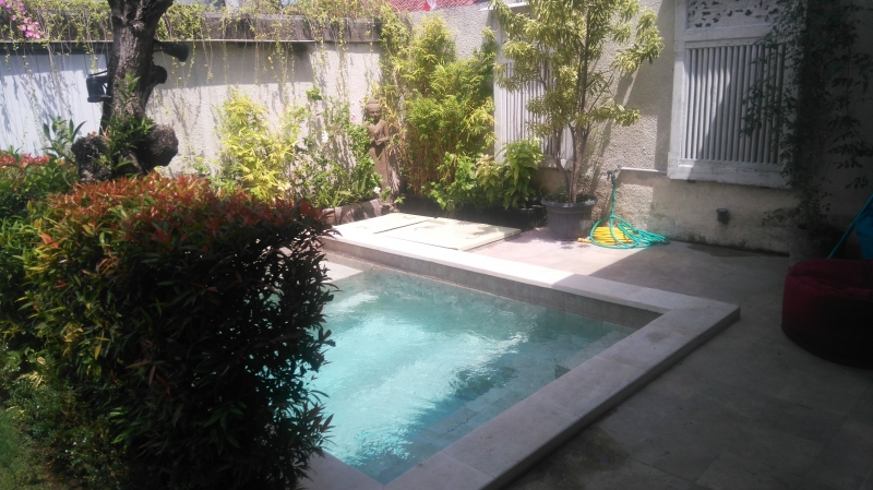 photo: villa disha gunung salak for sale (lease) in Kerobokan, Bali