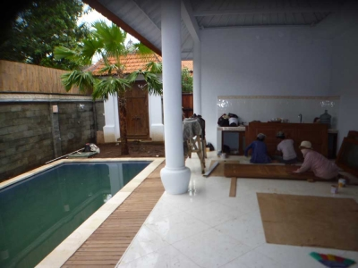 photo: Villa made for sale (lease) in Seminyak, Bali