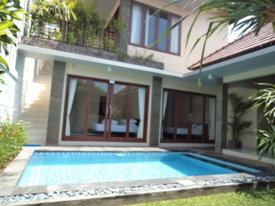 photo: Villa drupadi / dyana pura for sale (lease) in Seminyak, Bali
