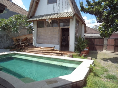 photo: Villa lumbung umalas  for sale (lease) in Umalas, Bali