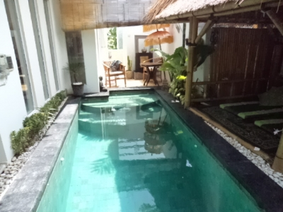 photo: Villa near the beach for sale in Berawa, Bali