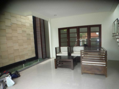 photo: Villa in jalan bumbak for sale in Umalas, Bali